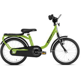 "Puky Z 6 Børnecykel 16"" grøn/sort"